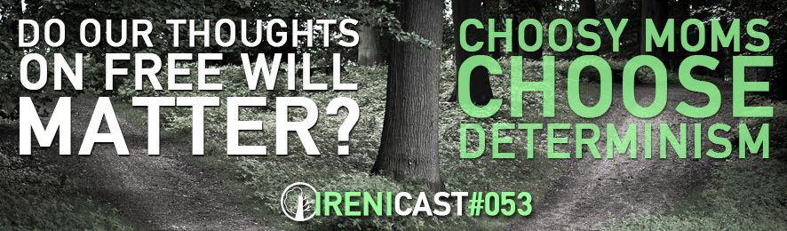 Do Our Thoughts on Free Will Matter? - Irenicast Episode #053 - Conversations on Faith and Culture - An Irenicon