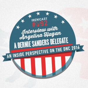 Interview with Angelina Hagan a Bernie Sanders Delegate – An Inside Perspective on the DNC 2016 – 092